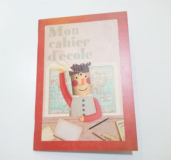 Mon Cahier d'école