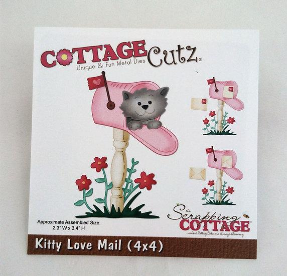 Cortante Cottage Cut CC4X4-464