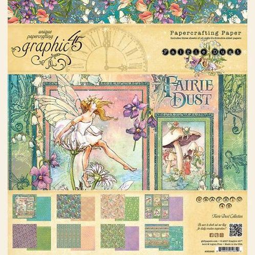 Kit Scrap GRAPHIC45 Fairie Dust