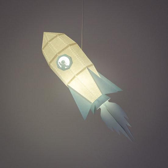 Rocket soft blue/ cottin white