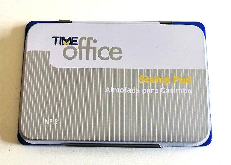 Almofada Azul TIME OFFICE
