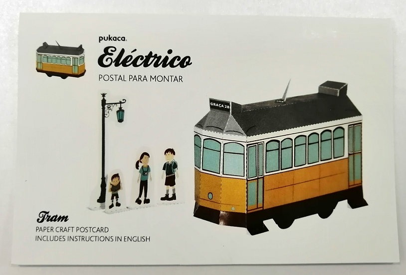 Postal Elétrico PUKACA