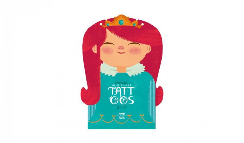 Tattoos Princess