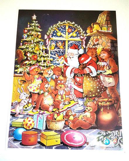 Advent Calendar by Richard Sellmer Verlag