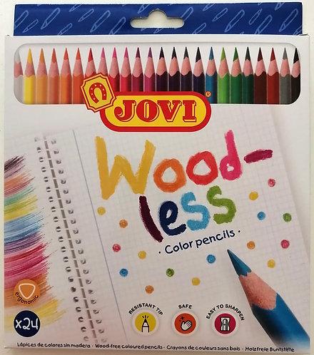 Caixa de Lápis de cor