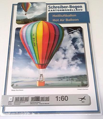 Hot Air Ballon SCHREIBER BOGGEN