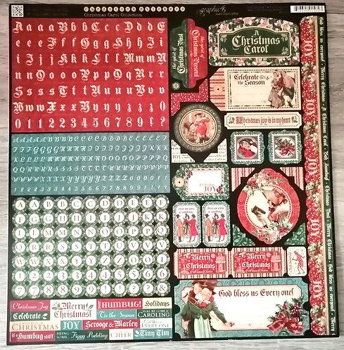 Christmas Carol Collection GRAPHIC 45