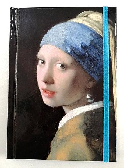Notebook A6 Johanners Vermeer
