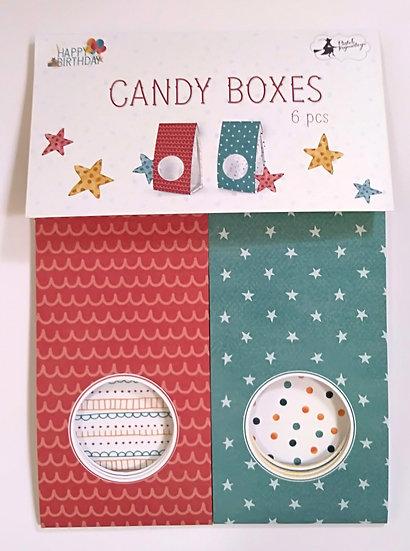 Canndy Boxes PIATEK Happy Birthday
