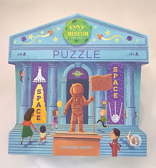 Puzzle Day at The Museum Space