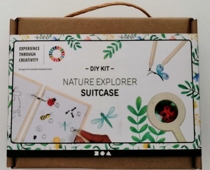 Diy Kit Nature Explorer Suitcase