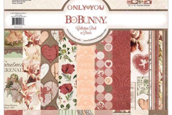 Kit Scrap BoBunny Only You