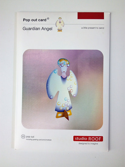 Pop Out Card Angel