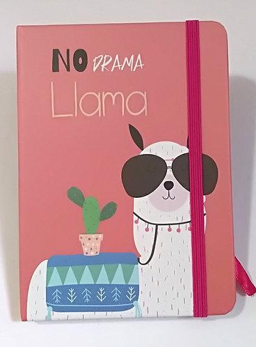 Caderno de notas Lama