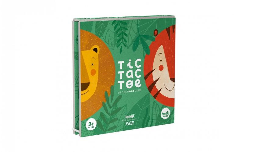 Tic Tac Toe game LONDJI