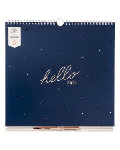 Weekly Family Calendar 2021