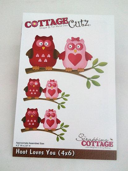 Cortante COTTAGE CUTZ CC4X6-041