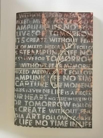 Caderno artesanal A5