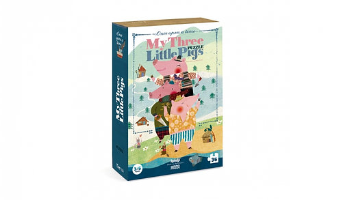 My Three Little Pigs Puzzle