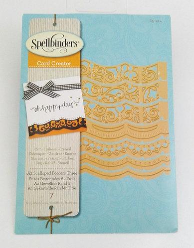 Cortante SPELLBINDERS S5-214