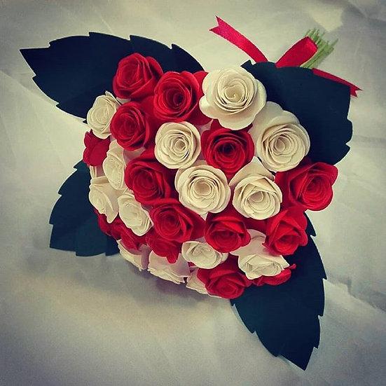 Bouquet de rosinhas