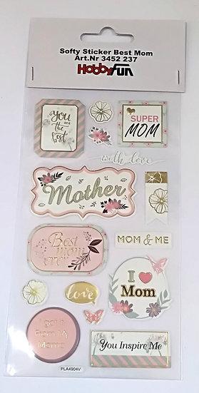 Stickers HOBBY FUN