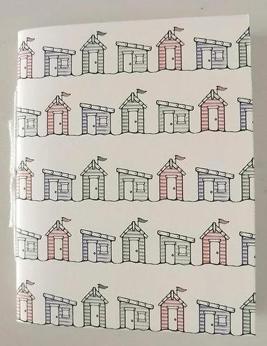 Mini Caderno Artesanal
