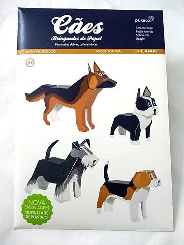 Cães PUKACA
