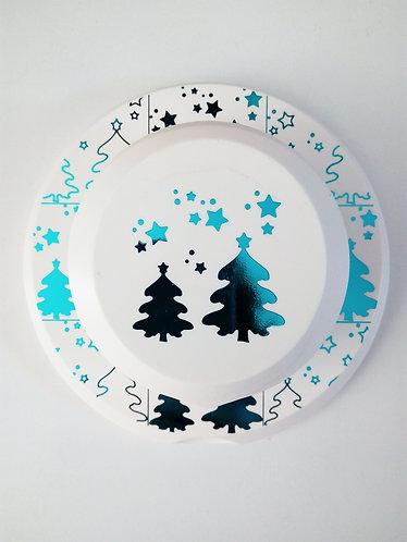 Furador de Papel Pinheiros de Natal