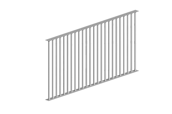 Heavy Duty Stable Grilles