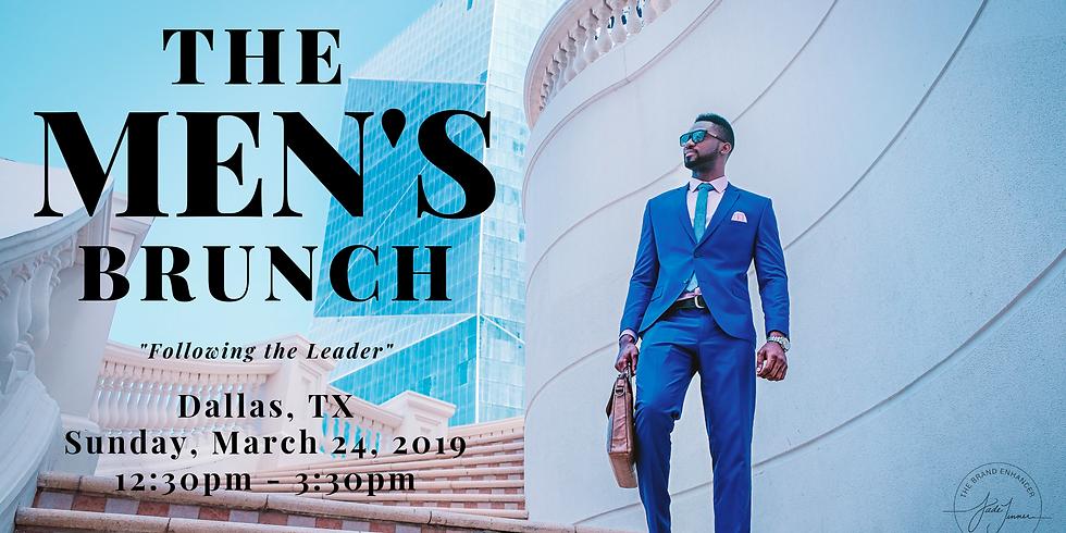 The MEN'S Brunch - Dallas   Following the Leader
