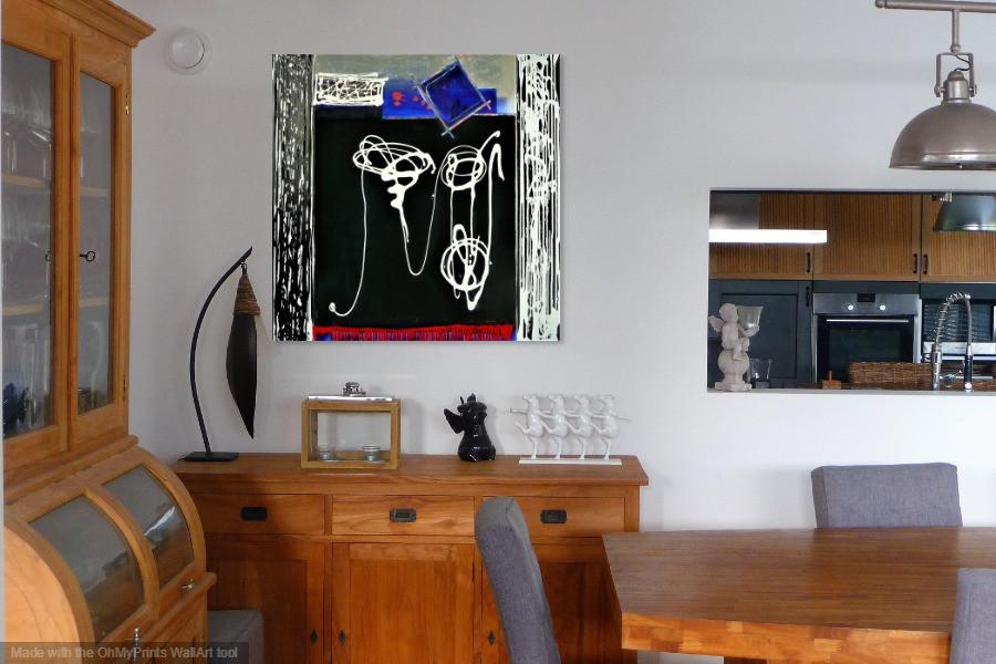 Klein d'oeil