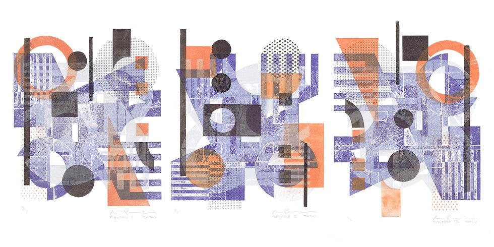 Playtime (I, II and III), 2020