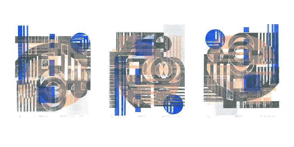 Enetoi Triptych, 2019
