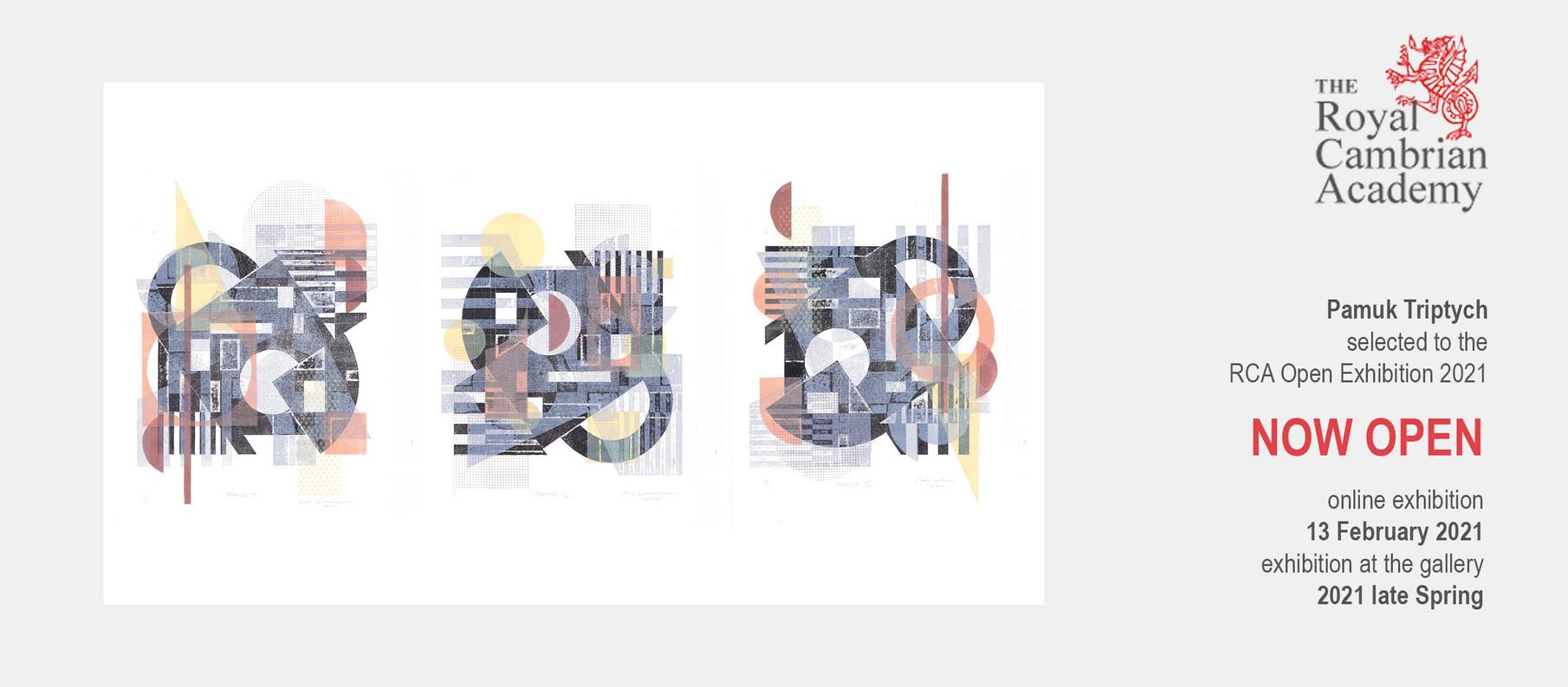 2020 Pamuk Triptych PR RCA - NEWS - ONLI