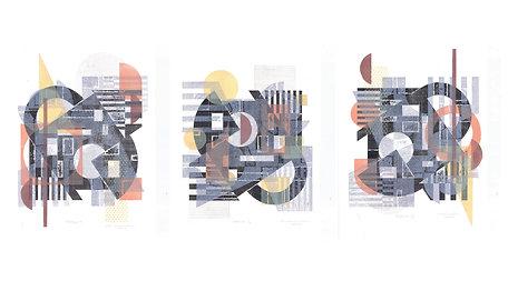 Pamuk (I, II and III), 2020