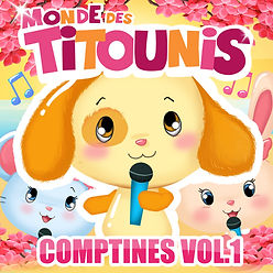 cd streaming comptines chansons titounis 1