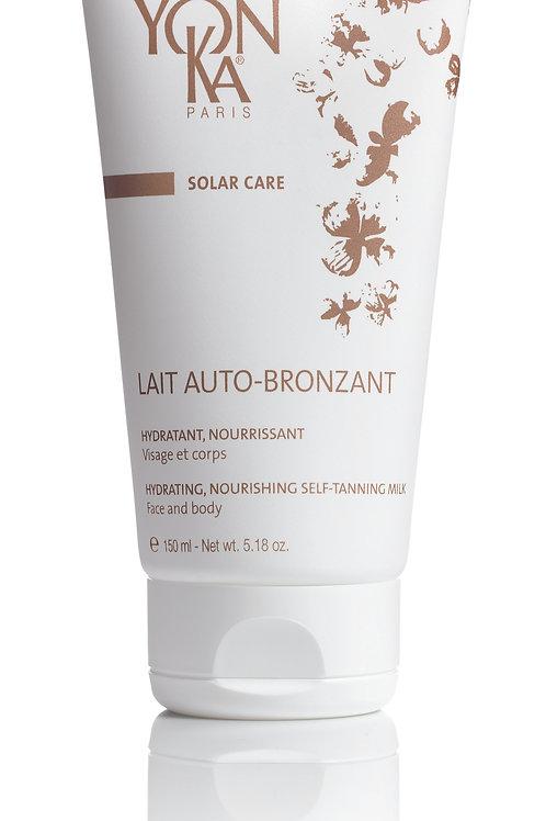 LAIT AUTO-BRONZANT (hydratant, bronzant)