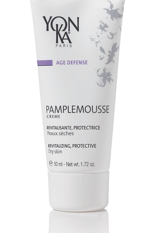 PAMPLEMOUSSE (crème peaux à tendance sèches)