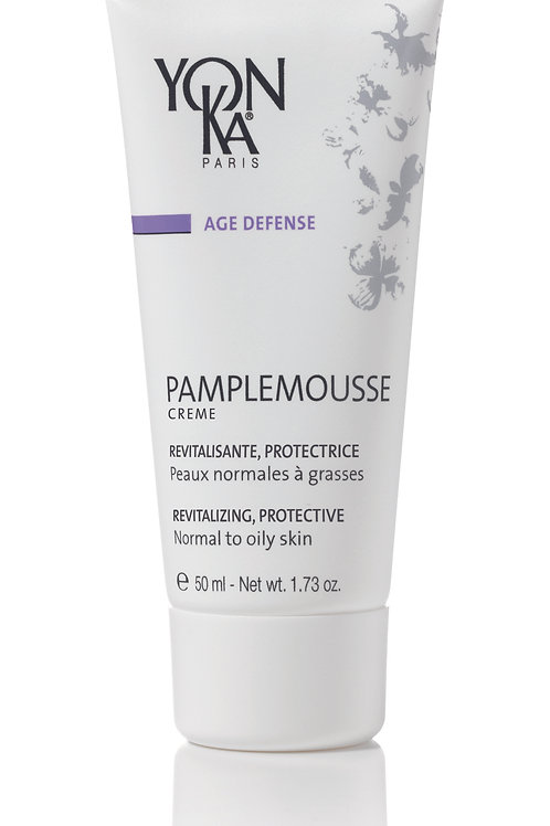 PAMPLEMOUSSE (crème peaux normales, tendance grasses)