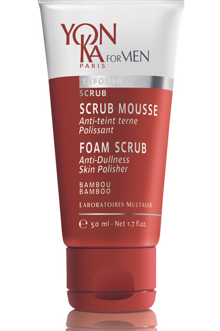SCRUB MOUSSE (gommage polissant)