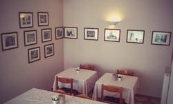 Sala colazioni - Breakfast room