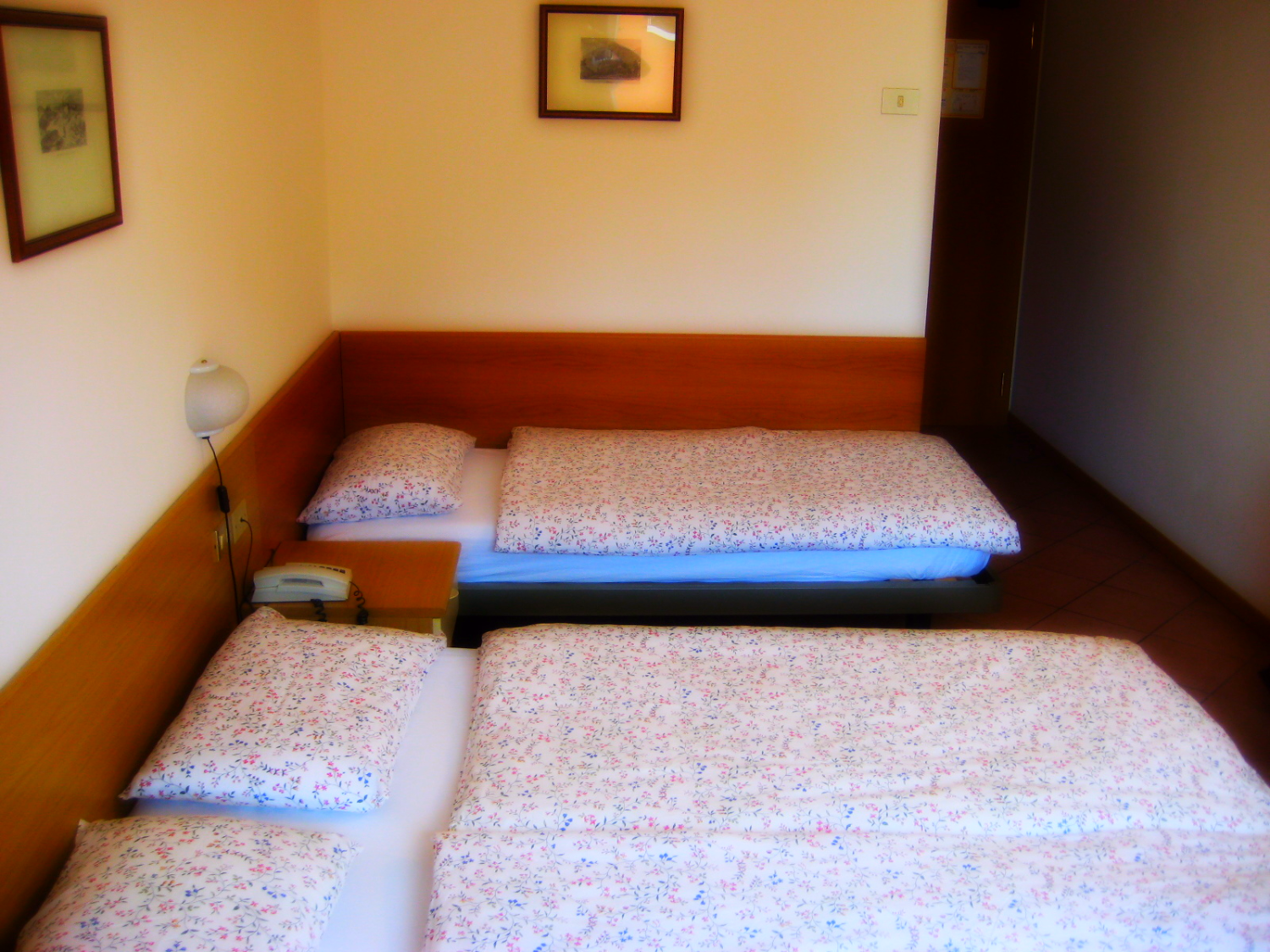 Camera tripla - Three beds room