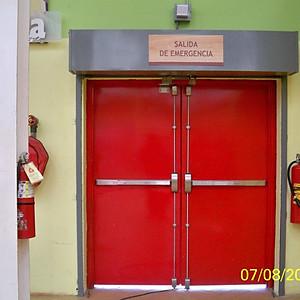 Puertas Contra Incendio