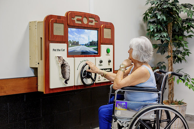 ABBY®, an interactive product for people living with dementia