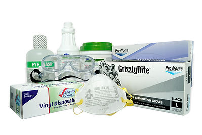 Infection Control and Safety Products