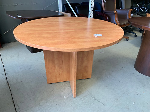 42 inch diameter honey round table