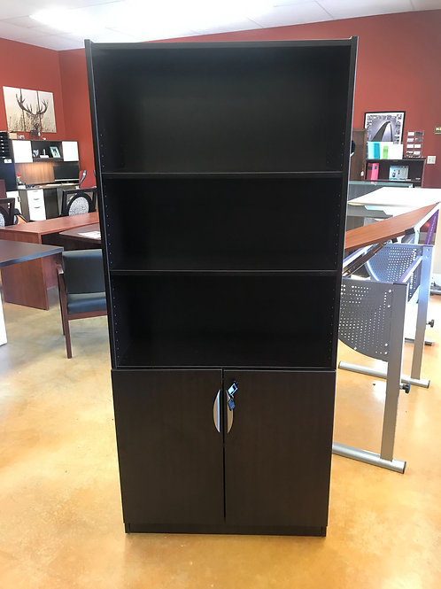Bookshelf with Storage
