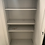 Thumbnail: Putty colored storage cabinet