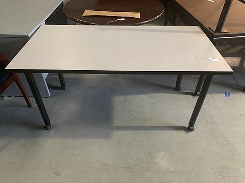 "60 x 30"" training table"